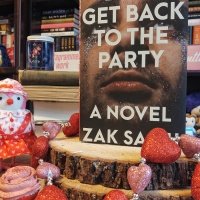 Let's get back to the party by Zak Salih