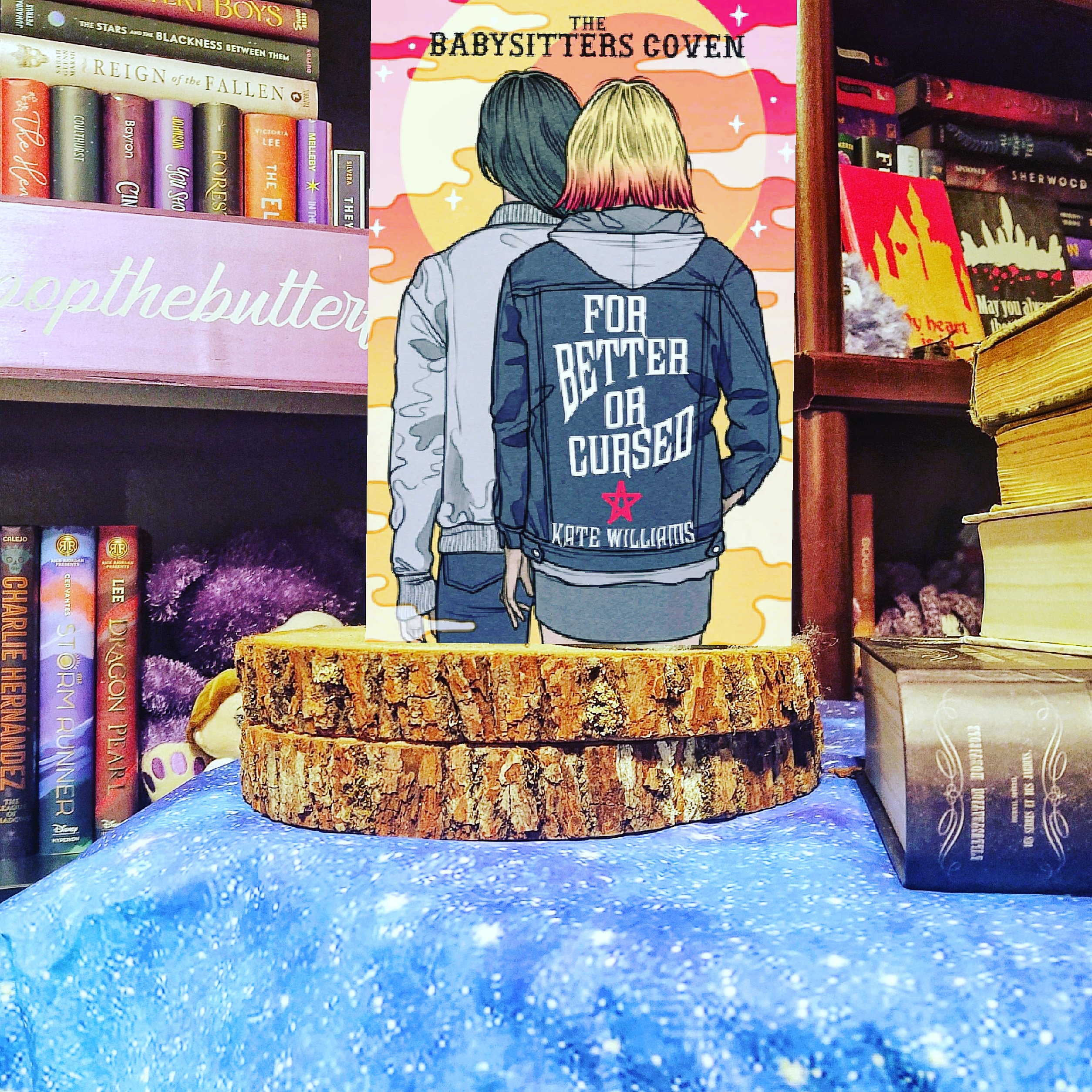 For Better or Cursed by Kate Williams