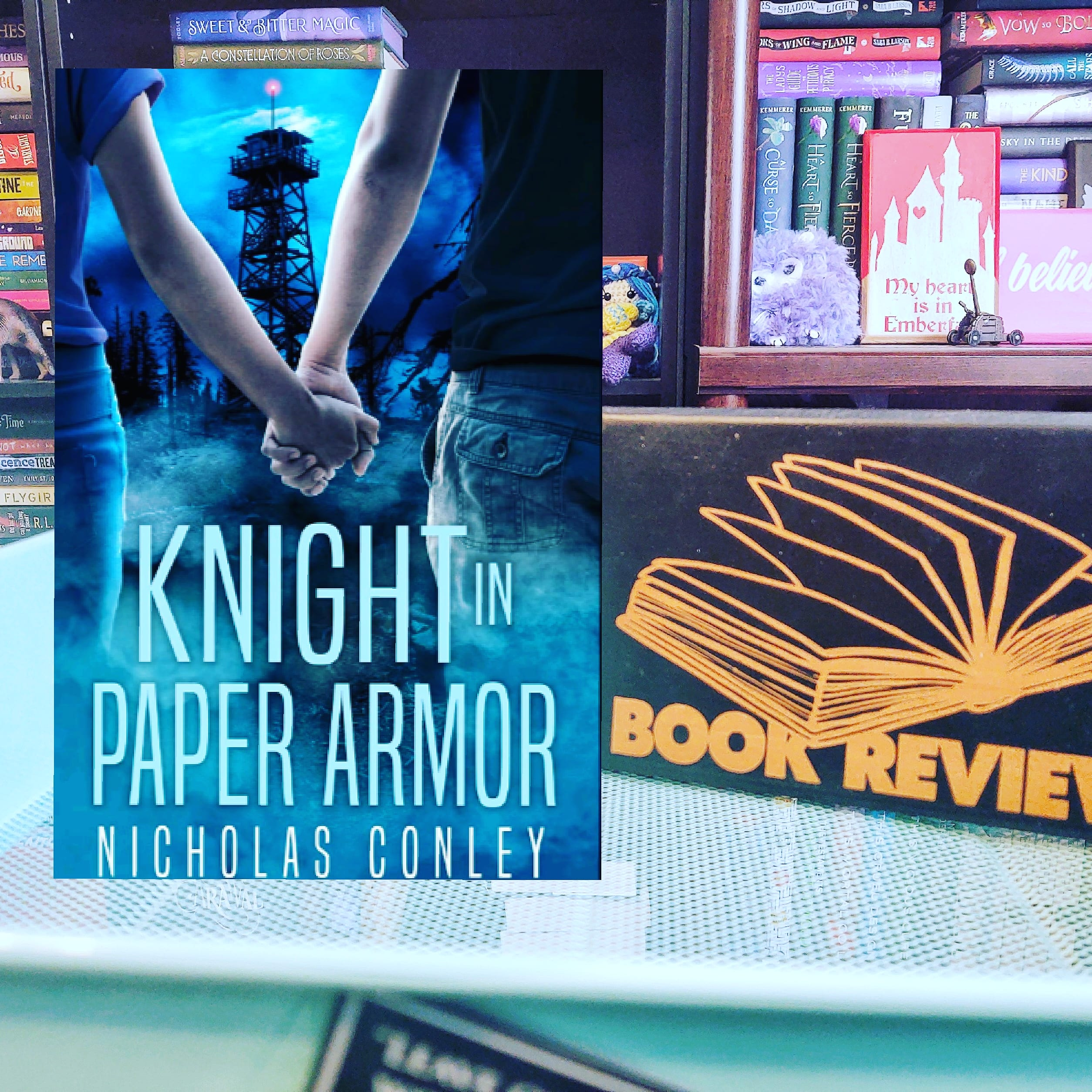 Knight in Paper Armor by Nicholas Conley