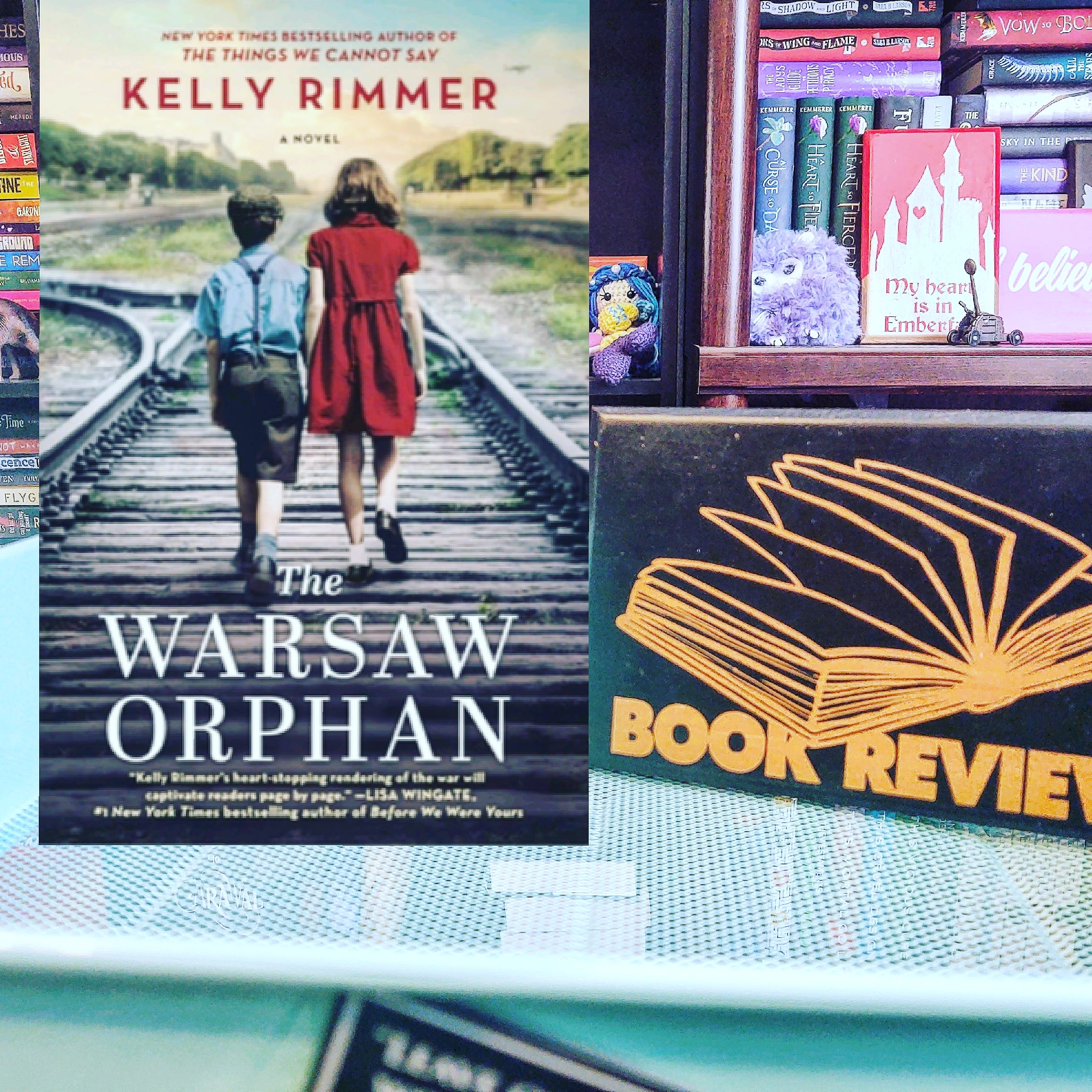 Warsaw Orphan by Kelly Rimmer